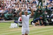 Roger Federer compte désormais 19 titres en Grand... (PHOTO TOBY MELVILLE, REUTERS) - image 1.0