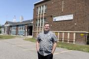 L'ancienne école Riverside devrait être l'objet d'un appel... (Photo Le Quotidien, Jeannot Lévesque) - image 2.0