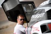 Sébastien Loeb, avant le départ de l'étape 9... - image 3.0