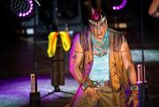 Devant une place des Festivals bien remplie et... (Photo Olivier Jean, La Presse) - image 2.0