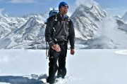 Même s'il a escaladé l'Everest deux fois, Gabriel... (Photo tirée du compte Facebook de Gabriel Filippi) - image 3.0