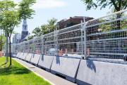 La Ville de Montréal soutient que les murets... (PHOTO EDOUARD PLANTE-FRÉCHETTE, LA PRESSE) - image 1.1