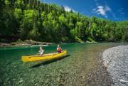 Canot sur la rivière Bonaventure avec Cime Aventures... (Photo fournie par Cime Aventures) - image 2.0
