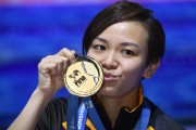 La Malaisienne Jun Hoong Cheong a été sacrée... (PHOTO AP) - image 2.0