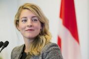 La ministre du Patrimoine canadien, Mélanie Joly, sera... (Archives La Presse) - image 2.0