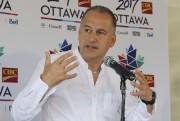 Guy Laflamme, le directeur général d'Ottawa2017.... (Patrick Woodbury, Le Droit) - image 2.1