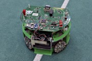 Un des robots qui fera partie de l'équipe... (Patrice Laroche) - image 2.0