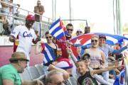 Plusieurs partisans cubains avaient assisté aux matchs de... (Olivier Croteau) - image 2.0