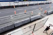 Les entraves à la circulation, les fermetures de... (Photo EdouardPlante-Fréchette, La Presse) - image 1.0