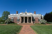Monticello, domaine de Thomas Jefferson, est classé au... (Photo François Roy, La Presse) - image 1.0