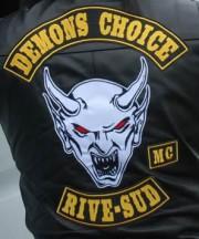 L'emblème des nouveaux Demons Choice (photo) s'apparente à... (PHOTO ARCHIVES LA PRESSE) - image 1.0
