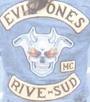 Emblème des Evil Ones... (PHOTO ARCHIVES LA PRESSE) - image 1.1