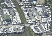 Nombreux sont les terrains occupés par des véhicules... (Archives Le Nouvelliste) - image 1.0