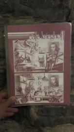 Un menu datant des premières années du café... (fournie par le Krieghoff) - image 4.0