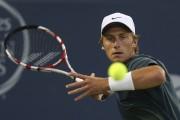 Peter Polansky qui «joue de l'excellent tennis par... (archives La Presse) - image 1.0
