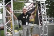 Richard Caron est bénévole à la Fête du... (Spectre média, René Marquis) - image 2.0