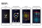 L'application Vibestar se présente comme ceci.... (fournie par Vibestar) - image 2.0
