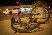 Le cycliste de 17 ans, qui ne portait... (Spectre média, André Vuillemin) - image 2.0