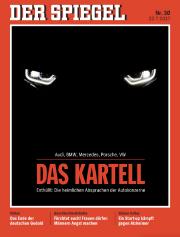 Das Kartell : la une de Der Spiegel... - image 3.0