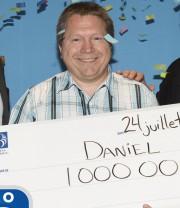 Daniel Lalime... (Photo fournie par Loto-Québec) - image 1.0