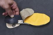 Le LAIMI a développé le prototype de semelle... (Le Quotidien, Michel Tremblay) - image 2.0