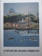 Une affiche pour promouvoir Québec 84 faite et... (Le Soleil, Alice Chiche) - image 2.0