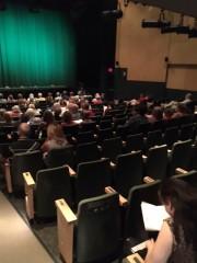 Un spectateur a constaté que de nombreux sièges... (Photo La Presse) - image 2.0