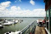 La terrasse du restaurant ouvert l'an dernier est... (Photo Bernard Brault, La Presse) - image 2.0
