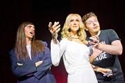 Tranna Wintour et Thomas Leblanc ont présenté l'an... (Photo Patrick Sanfaçon, Archives La Presse) - image 3.0
