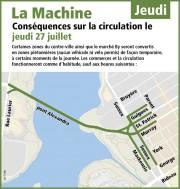 La circulation sera passablement difficile dans... (Courtoisie, Ville d'Ottawa) - image 5.0