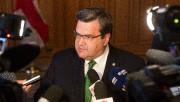 Le maire de Montréal, Denis Coderre... (Simon Giroux, La Presse) - image 2.0