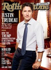 Le magazine Rolling Stone se demande pourquoi Justin Trudeau ne... - image 2.0