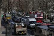 Un embouteillage ordinaire, au centre de Londres, le... - image 5.0