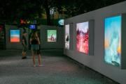 Avec ses grands panneaux crayeux installés sur la... (Photo Martin Tremblay, La Presse) - image 2.0