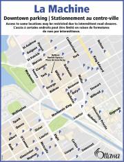 La circulation sera passablement difficile dans... (Courtoisie, Ville d'Ottawa) - image 2.0