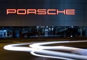 Le logo de Porsche est visible dans cette... - image 1.0