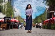 La fondatrice de l'entreprise IZOL UV Mahtab Azizsoltani... (PHOTO OLIVIER PONTBRIAND, LA PRESSE) - image 2.0