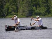 Christophe Proulx et Samuel Frigon font la paire... (Courtoisie) - image 2.0