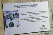La plaque commémorative... (Spectre Media, René Marquis) - image 1.0