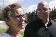 Les parents de Dominic, Benoit Fontaine et Chantal... (Spectre Média, René Marquis) - image 2.0