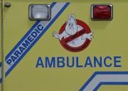 L'ensemble des ambulanciers de la province font la... (Le Soleil, Pascal Ratthé) - image 4.0