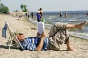 Une des plages du parc des Cèdres dans... (Martin Roy, Archives Le Droit) - image 7.0