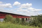 Le pont couvert Marchand à Fort-Coulonge... (Courtoisie) - image 16.0