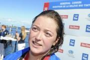 Gabrielle Savard a été la première athlète de... (Photo Le Progrès, Gimmy Desbiens) - image 1.1