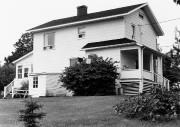 La résidence en 1985. Lefondateur du Parti québécois... (photo archives la presse) - image 1.0