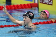 L'Américaine Lilly King.... (Photo Michael Sohn, AP) - image 1.0
