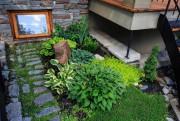 De la pierre et de la verdure... (PHOTO EDOUARD PLANTE FRÉCHETTE, LA PRESSE) - image 1.1