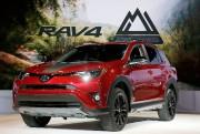 Le Toyota RAV4 Adventure... (Photo Charles Rex Arbogast, AP) - image 8.0