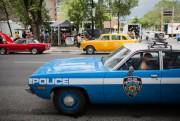 Des voitures de police, des autobus et des... (PHOTO EDOUARD PLANTE-FRÉCHETTE, ARCHIVES LA PRESSE) - image 1.0