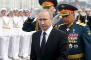 Le président russe Vladimir Poutine a déjà récolté... (AP) - image 2.0